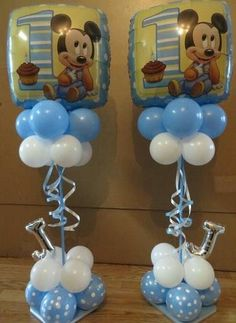 Electronics, Cars, Fashion, Collectibles, Coupons and Mickey 1st Birthdays, Mickey Mouse 1st Birthday, Baby Boy 1st Birthday, 1st Birthday Parties, Birthday Ideas, Festa Mickey Baby, Fiesta Mickey Mouse, Mickey Party, Mickey Mouse Decorations