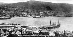 OP_WGTN_046 Wellington City, Garden Gazebo, Houses Of Parliament, Old Photos, New Zealand, Paris Skyline, Dolores Park, Boat, Island