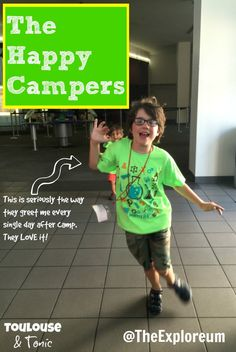 The Happy Campers at
