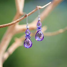 Kari 'artist' Earrings from Earth Goddess Jewels