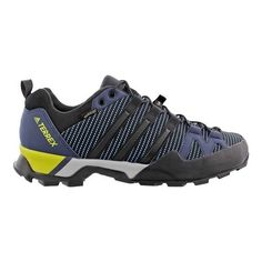 the latest 8c693 50f41 Mens adidas Terrex Scope GORE-TEX Approach Shoe Hiking Shoes Gore Tex,  Hiking Shoes. Shoes.com