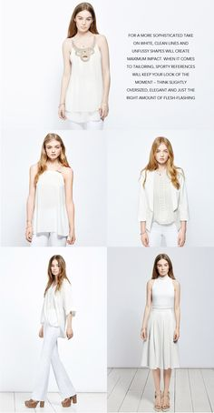 White Out 4 White Out, Miss Selfridge, Summer Outfits, Asos, White Dress, Spring Summer, Shopping, Collection, Dresses