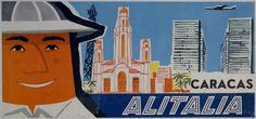 Caracas - Alitalia