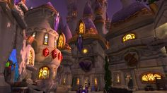 I never noticed the beauty of Dalaran until I took a first-person stroll and saw this #worldofwarcraft #blizzard #Hearthstone #wow #Warcraft #BlizzardCS #gaming