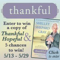 shelley shepard gray thankful return to sugarcreek