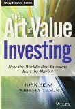 The Art of Value Investing: How the World's Best Investors Beat the Market - http://www.tradingmates.com/investing/must-read-investing/the-art-of-value-investing-how-the-worlds-best-investors-beat-the-market/