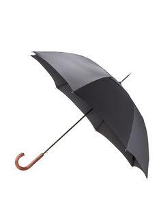 ShedRain WindPro® Vented Auto-Open Stick Umbrella, Black