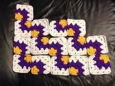 Image result for mitered granny square blankets