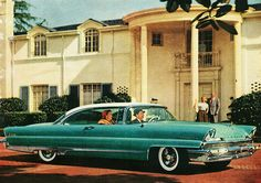 1956 Lincoln Premiere Coupe | Flickr - Photo Sharing!