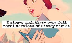 That would be wonderful! #Disney