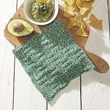Double Basketweave Dishcloth Yarn Pack