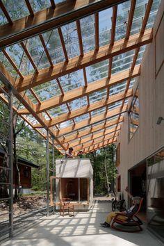 Patio Roof, Backyard Patio, Pergola Patio, Small Pergola, Pergola Cover, Wooden Pergola, Pergola Shade, Backyard Ideas, Outdoor Spaces