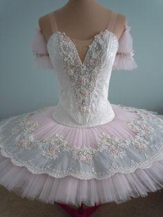 Aurora wedding tutu  DQ DESIGNS-tutus and more