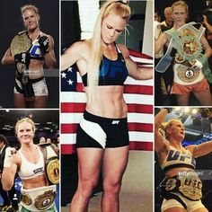 - Female Mma Fighters, Ufc Fighters, Female Fighter, Holly Holm Ufc, Ufc Women, Mma Fighting, Mma Training, Beautiful Athletes, Martial Arts Women