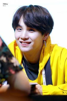 180603 • BTS 3rd Full Album LOVE YOURSELF 轉 'Tear' Fansign (Mihwadang) #방탄소년단 #Suga