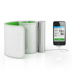5cb94ce6b Blood Pressure Monitor by Withings  productdesign  industrialdesign Fitness  Gadgets
