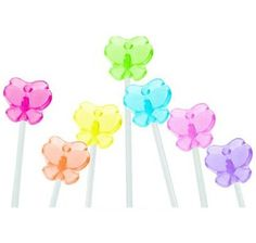 Butterfly Lollipops: CandyWarehouse.com Online Candy Store