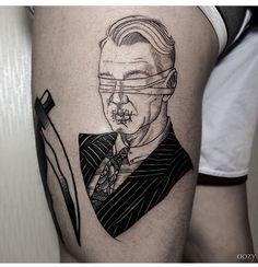 Oozy Tattoo... 'Man'