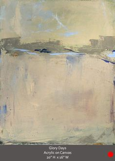 Jacquie Gouveia: Contemporay Abstract Paintings: Abstract Landscapes