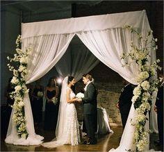 Decoración de Arcos para boda al aire libre playa jardín y bosque