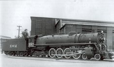 Richard Leonard's Fantasy Steam Page - Canadian National Canadian National Railway, National 4, National Railways, Lionel Train Sets, Pennsylvania Railroad, Railroad Photography, Train Times, Railway Museum, Train Engines