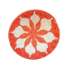 Fair Trade Rwandan Basket. Overview: Coral Hope Basket Intricately woven. Craftswomen in Rwanda use timeless tradition to weave carefully dyed sisal fibers and sweet grass to make stunning one of a kind pieces rich in cultural meaning and purpose. They are just the right size for a center piece, fruit bowl, or wall hanging. Product Meaning & Purpose: Baskets carry their own symbolism in Rwanda. Because friends give them to celebrate major life events such as weddings, births and…