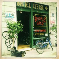 Bicicleteria - Buenos Aires