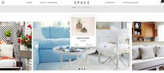 Shopify Theme and App development: Space - Minimalist, Clean - Furniture, Fashion Sho...