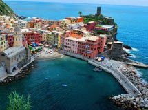 Visit two of the most popular day trip destinations from Florence in one tour on this small-group trip to the Cinque Terre and the Leaning Tower of Pisa. Enjoy a boat ride on the enchanted coastline of the Cinque Terre. Beautiful Places In The World, Oh The Places You'll Go, Places To Travel, Travel Destinations, Places To Visit, Amazing Places, Heavenly Places, Amazing Things, Romantic Destinations