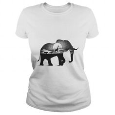 your family and friend:  Elephant Tee Shirts T-Shirts