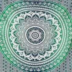 Custom Soft Fleece Throw Blanket Mandala Decor Sun Goddess Illustration Yantra Mandala Art Ethnic Indian Floral Pattern Boho Power Source Batteries