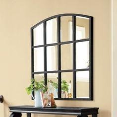 Jill Mirror | Wall Decor | Ballard Designs  $399.00. I love love love this for the family room over mantle.