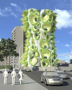 Plus de 1000 id es propos de projet architecture sur for Architecture organique