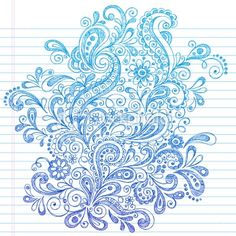 paisley - tattoo? tattoos ~ Totally would do this, but where??????