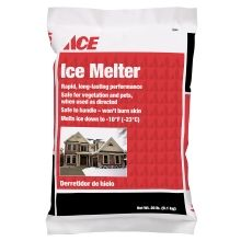 A bag of #ice melt is a good idea to have on hand especially when their is ice in the forecast. Keep those sidewalks and paths ice free.