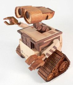 cool wood projects for kids