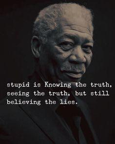 Stupid is knowing the truth.. via (http://ift.tt/2F8QgfI)