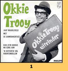 """Jaap Maarleveld """"Okkie Trooy rond 1965"""