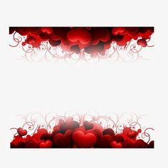 Plains Background, Background Patterns, Heart Border, Heart Shaped Frame, Scrapbook Background, Background Images For Editing, Ribbon Banner, Valentines Day Background, Photoshop