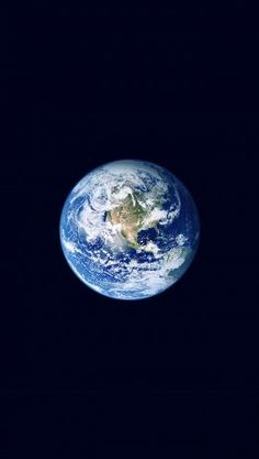 The image of Earth in space like a blue marble highlighted the planets fragility and the beauty of Earth. Outer Space Wallpaper, Planets Wallpaper, Galaxy Wallpaper, Iphone Wallpaper, Space Backgrounds, Wallpaper Backgrounds, Couple Manga, Space Artwork, Earth Day Activities