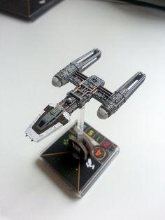 Y-Wing repaint