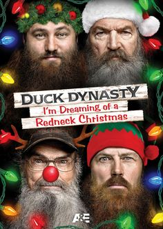 Duck Dynasty: I'm Dreaming Of A Redneck Christmas (11/12/2013)