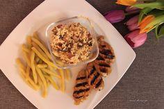 sweet cherimoya: Orientalne polędwiczki i risotto po męsku