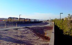 Nevada's Union Pacific Railroad Trail