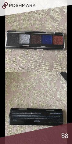 Style Essentials Glitter Cream Eyeshadow Palette New Unused  Glitter Cream EYESHADOW from Style essentials . Sephora Makeup Eyeshadow