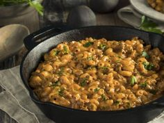 Meat Recipes, Pasta Recipes, Burger Meat, Main Meals, Risotto, Spaghetti, Curry, Good Food, Menu