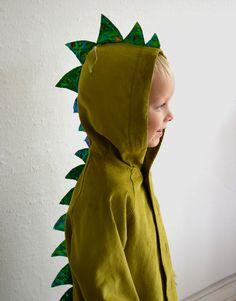 Endlich ein Baumwollkostüm mit gefährlich funkelnden Glitzerzacken!  Das Kostüm zum Verkleiden, zu jeder Jahreszeit.   Eine Erweiterung für die Verkle