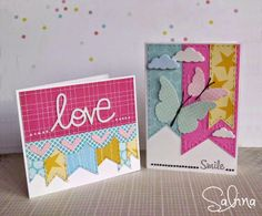 Briciole di Scrapbooking: Playing with banners