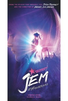 Jem And The Holograms 2015 Online Full Movie.In a hyper-linked social media age, an orphaned teenage girl, Jerrica Jem Benton, becomes an online recording sensation, and she and her sisters embark …