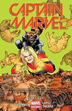 Image result for captain marvel stay fly